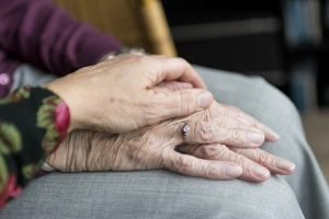 Death is still tough for healthcare workers