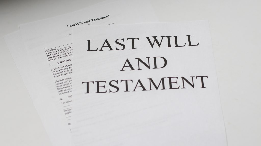 A Last Will & Testament can be contested if people feel they have unfairly been left out.