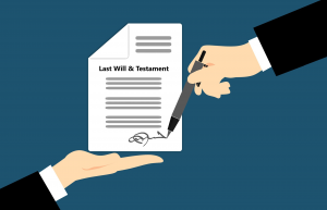 Wills also specify guardianship, or who will take care of your children if you die as the sole surviving parent.