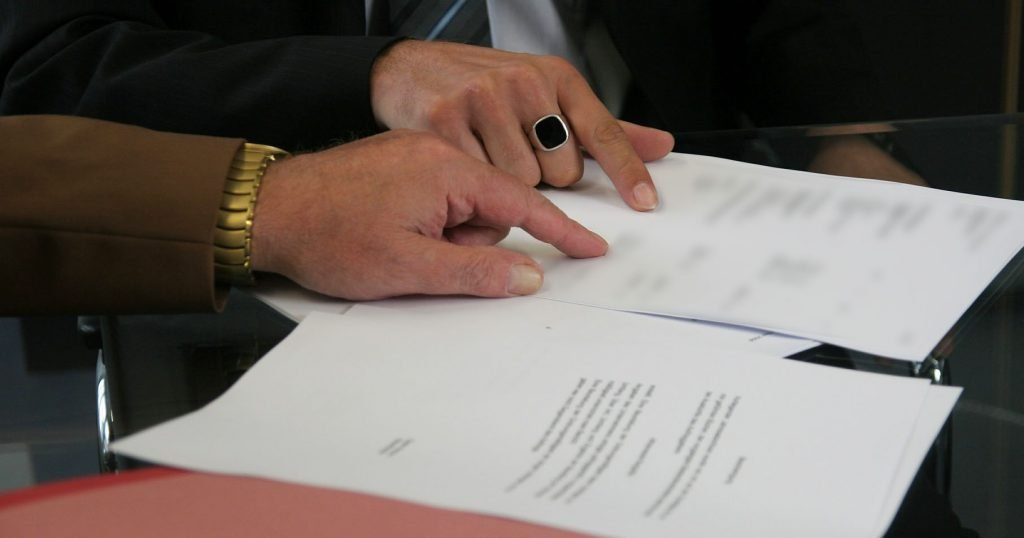 A Will must be signed by the Will-maker and two witnesses to become a legal document.