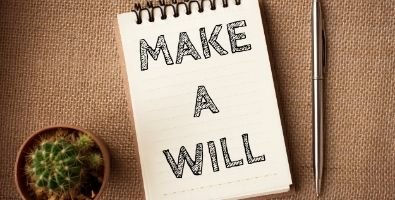 Making a Will can avoid undue stress for loved ones left behind.