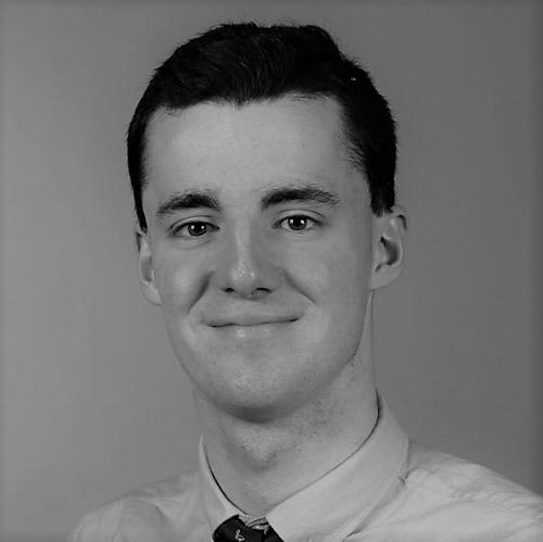 Ross Nicol, marketing intern