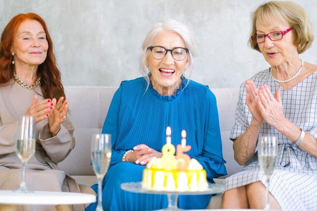 Milestone birthdays, like 85 years, are conventional versions of living wakes.