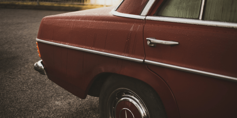 It can be hard to decide what to do with a deceased person's car.